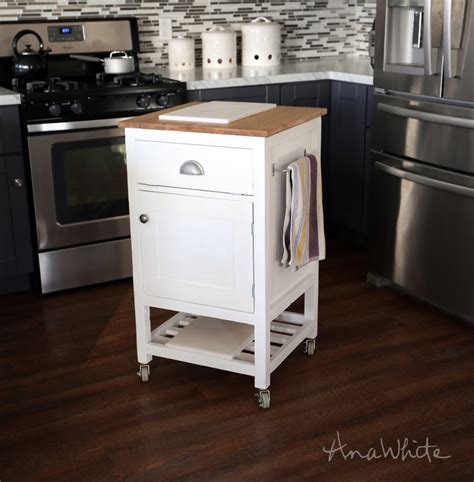 how to make a small kitchen island white how to small kitchen island prep cart with