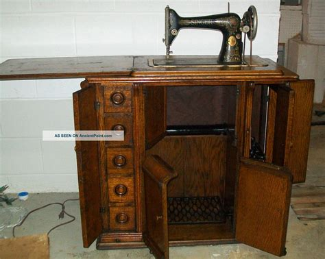 appraisal of antique singer sewing machine images frompo