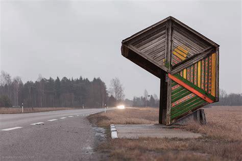 soviet bus stops soviet bus stops christopher herwig s photos reveal surprising creativity behind the iron curtain