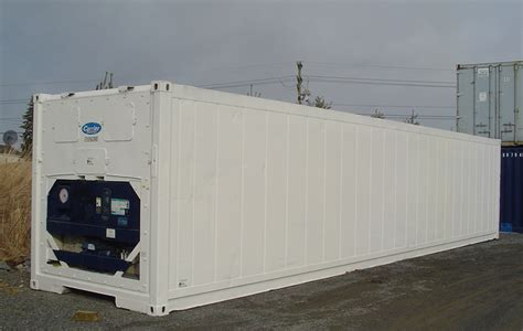 Freezer Container refrigeration container refrigeration