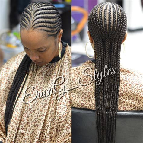 the back of cornbraid hairstyles love this style all about hair pinterest hair style