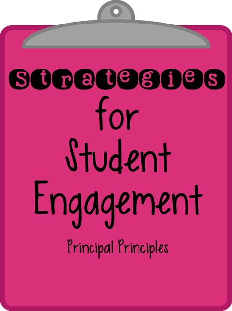 the principled principal 10 principles for leading exceptional schools strategies for student engagement principal principles