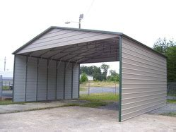 wide interstate carport packages