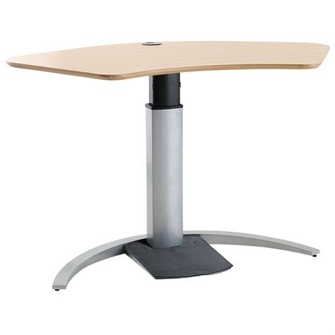 Stand Or Sit Desk Shop Conset 501 19 8x120 Design Electric Sit Stand Desks