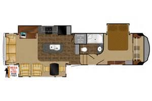Heartland 5th Wheel Floor Plans by New 2016 Heartland Bighorn 3160el For Sale 304229