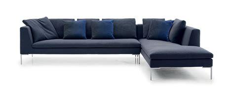 sofa charles 20 b b italia design by antonio citterio