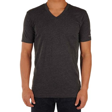 V Neck T Shirts volcom solid v neck t shirt evo outlet