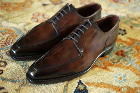 patina shoes dandy shoe care handcrafted coloring of footwear and