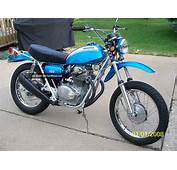 1971 Honda Sl350 K1 Sl 350