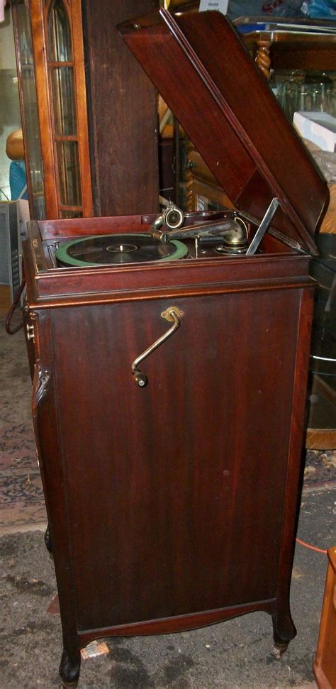 old record player cabinet image gallery antique victrola