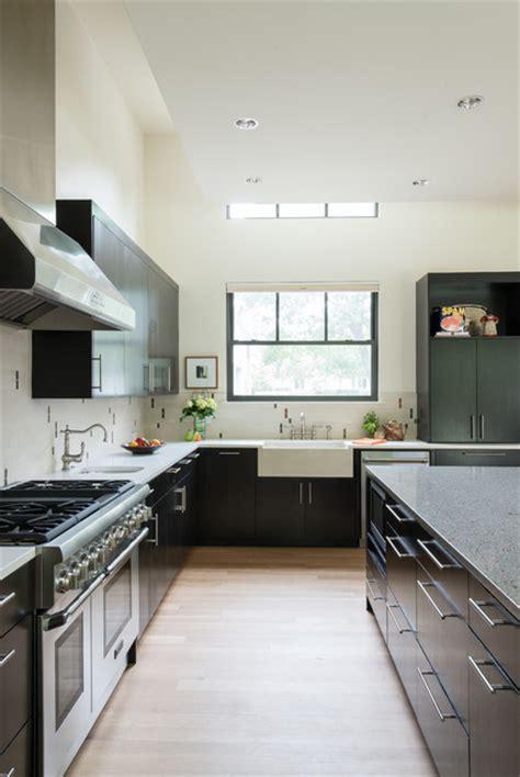 Modern Farmhouse in Dallas, Texas   Contemporary   Kitchen