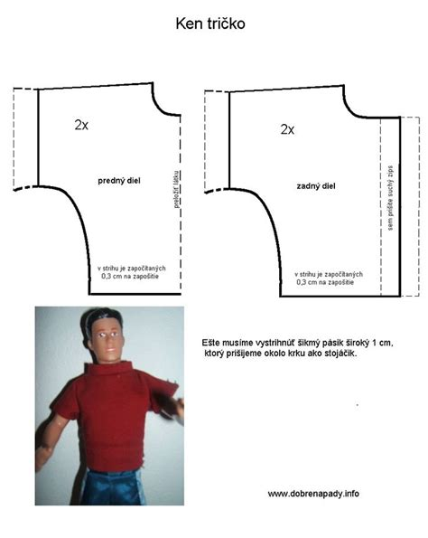 clothes pattern for ken doll 61 best ken clothes patterns printable free images on