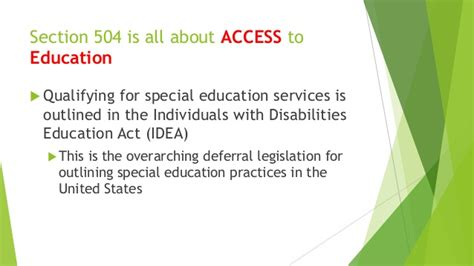 section 504 disability faculty training disability services