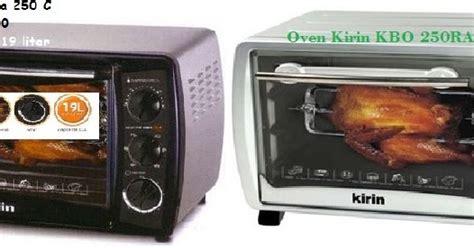 inilah harga oven listrik watt kecil yang lebih hemat