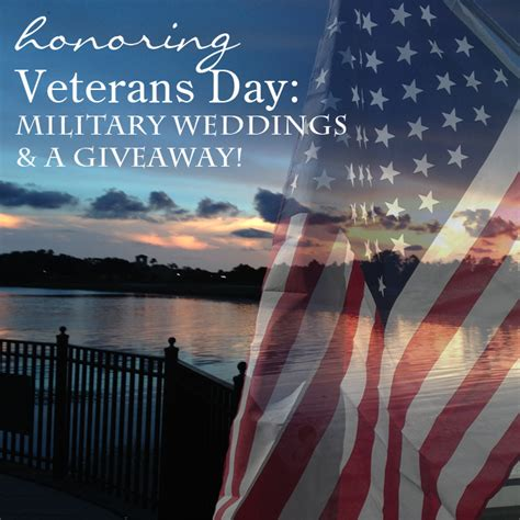 Free Military Wedding Giveaway - trending tuesday honoring veterans day military weddings a giveaway boston
