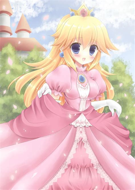 anime princess 31 best princesses from mario games images on pinterest