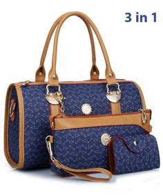 Tas Import 4 In 1 S780 Blue tas import 4 in 1 bt4699 blue grosir tas import