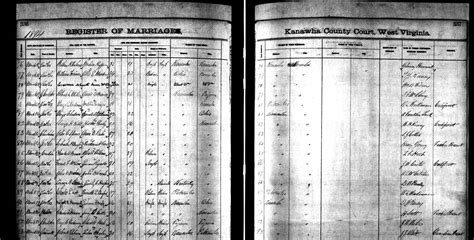 Kanawha County Wv Marriage Records West Virginia Cemetery Preservation Association Humphreys