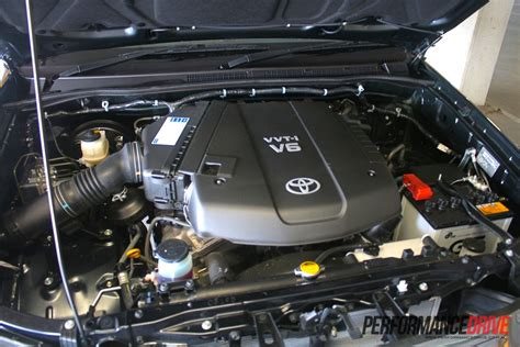 Toyota V6 Engines 2012 Toyota Hilux Sr5 4 0 V6 Engine