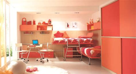 cool bedroom designs for kids cool and ergonomic bedroom ideas for two children by