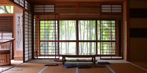 japanese home design blogs 042 bamboo in a traditional japanese house