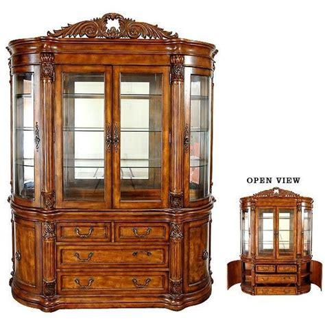 glass lighted door china cabinet glass doors lighted hardwood handmade