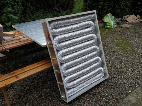 Learn how to build your own solar furnace diy solar furnace