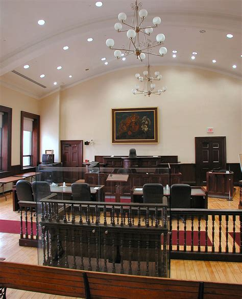 canadian court room courtroom