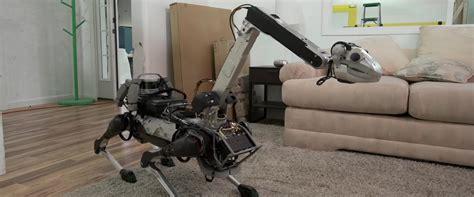 boston dynamics big boston dynamics spotmini robot