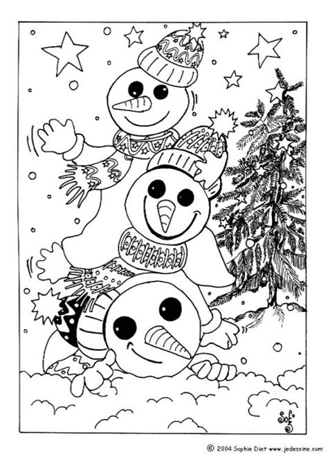 Tree And Snowman Coloring Pages Snowman Coloring Pages Snowmen For Christmas Eve by Tree And Snowman Coloring Pages