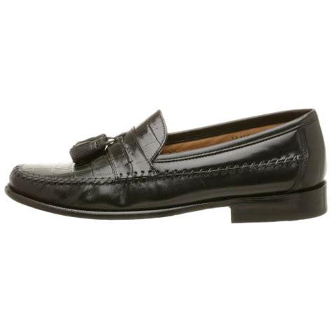 florsheim tassel loafers florsheim s pisa tassel loafer black 11 d bossman shoes