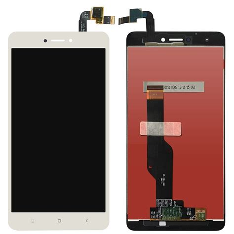 Lcd Redmi 4x xiaomi redmi note 4x lcd display touch screen digitizer