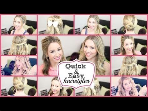 quick and easy hairstyles eleventhgorgeous 1928 best h images on pinterest hair dos hairdos