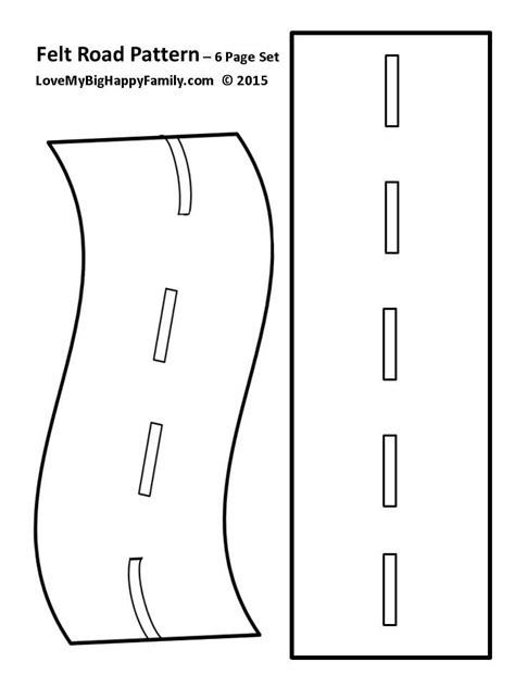 road template 386 best images about templates on