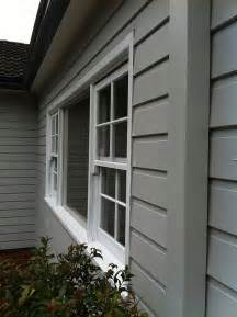 ici exterior paint dulux milton moon with dulux domino front door and gutters