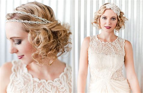Vintage Inspired Wedding Hair Accessories by Vintage Wedding Hairstyles Best 2015