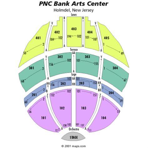 pnc bank arts center lawn seats pnc bank arts center seating chart pnc bank arts center