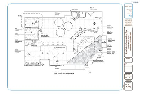 finish floor plan be well construction documents darra bishop archinect