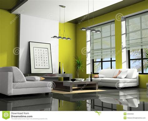 3d Home Interior Home Interior 3d Rendering Stock Photo Image Of Furnishings 2253402