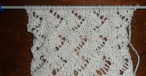 ssp knitting abbreviation olive groves and doll knits crosshatch lace knit flat
