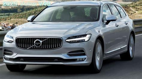 Volvo V40 New Model 2020 by 2020 Volvo V40