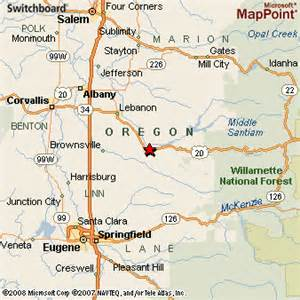 sweet home oregon map sweet home or pictures posters news and on your