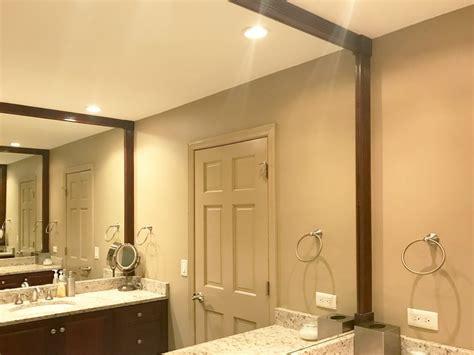 custom bathroom mirrors custom bathroom mirrors creative mirror shower