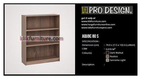 Rak Buku Yang Kecil aqubc 80 s pro design rak buku kecil sale
