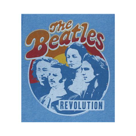 Best Seller Kaos Beatles Road Licensed Graphic junk food the beatles revolution blue juniors graphic shirt for only 163 22 92 at