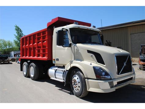 buy truck volvo 2006 volvo vnl64t300 dump trucks for sale used trucks on
