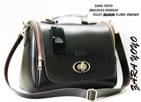 New Tas Zara tas zara terbaru tas zara yoyo eceran harga grosir coklat tua