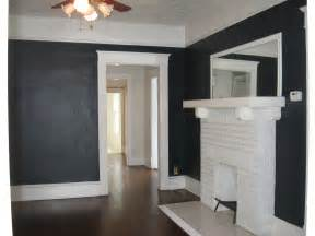 room doesna get much natural light the darkness wall black walls