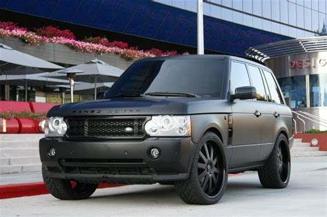 mercedes land rover matte black my baby matte black range rover dress to impress