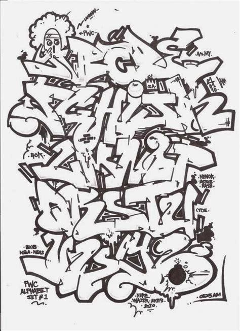 graffitie  graffiti aetters